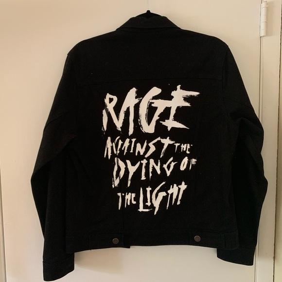 G-Eazy Jackets & Blazers - G-Eazy Small Black Denim Jacket